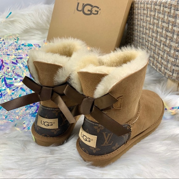 Louis Vuitton Shoes | Brown Lv Ugg